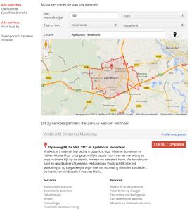 Google Partner Search